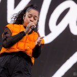 Ella Mai at Outside Lands 2019, by Daniel Kielman