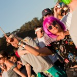 Crowd at Outside Lands 2019, by Daniel Kielman