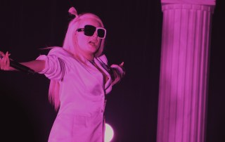 Kim Petras at Mezzanine, by JD Bray