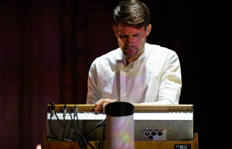 Photos: Tycho + Poolside at the Greek Theatre