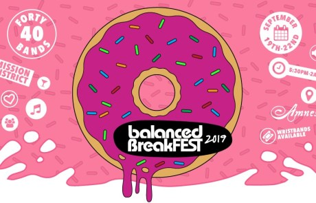 Balanced BreakFEST grand slams into Amnesia