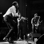 Durand Jones and The Indications at The Regency Ballroom, by William Wayland