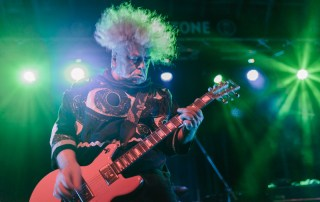 The Melvins at the Cornerstone, by Karen Goldman