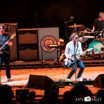 Noel Gallagher's High Flying Birds at the Shoreline Amphitheatre, by Kate Haley