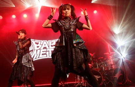 Photos: BABYMETAL at the Warfield