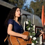 Bedouine at Hardly Strictly Bluegrass 2019, by Ria Burman