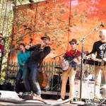 The Infamous Stringdusters at Hardly Strictly Bluegrass 2019, by Ria Burman