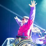 Oliver Tree plays at the Fox Theater in Oakland by Estefany Gonzalez