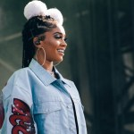 Saweetie at Rolling Loud 2019, by Salihah Saadiq