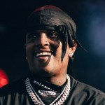Ski Mask the Slump God at Rolling Loud 2019, by Salihah Saadiq