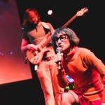 The Y Axes at the Independent, by Ian Young