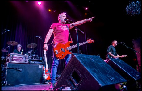 Review + Photos: Peter Hook and the Light at the Fillmore