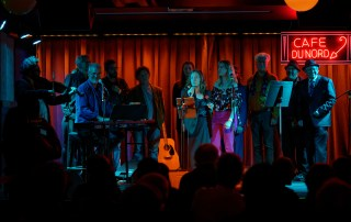 The San Francisco Leonard Cohen Festival 2019 at Cafe Du Nord, by Jon Bauer
