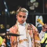 Madame Gandhi at Kex Hostel for KEXP at Iceland Airwaves 2019, by Ian Young