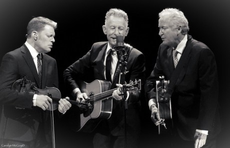 Review + Photos: Lyle Lovett + His Acoustic Group at the Uptown Theater