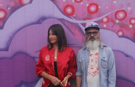 Moon Duo's new intergalactic new tunes at New Parish November 23