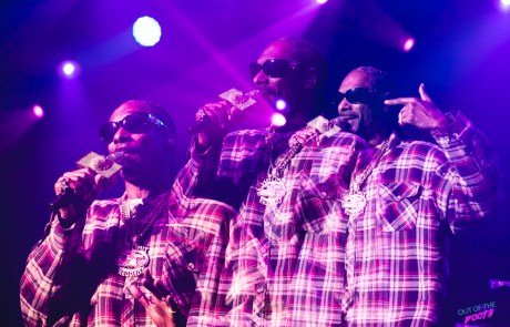 Photos: Snoop Dogg at the Fillmore