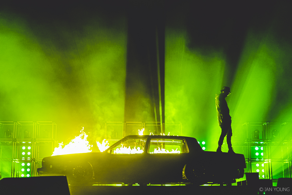twenty one pilots at Outside Lands 2019, by Ian Young