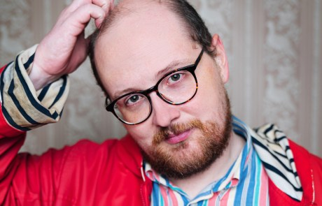 Dan Deacon gets (almost) acoustic, plays Fillmore in March