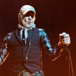 David Lee Roth at the Oakland Arena, by Jon Bauer