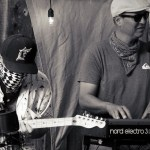 Soul Ska Live Stream at the The Backyard Session, by Carolyn McCoy