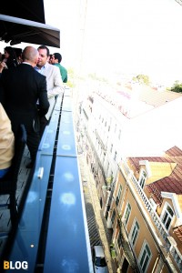 Sunset @ Rooftop Varanda do Castelo