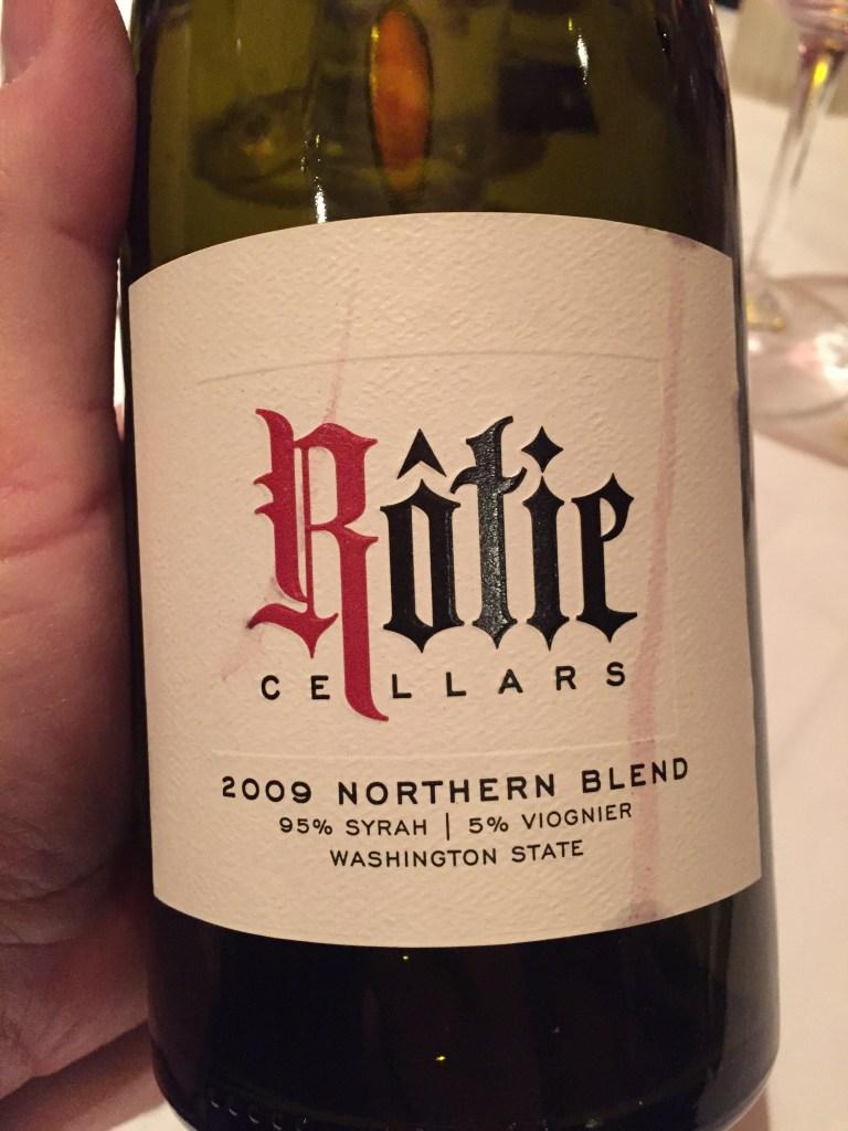 Fleming's Wine Dinner