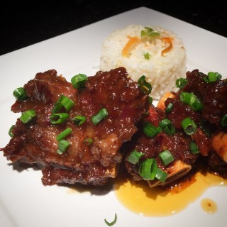 Caramelized Vietnamese Beef Ribs