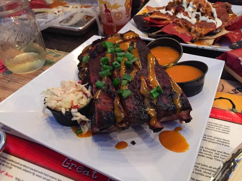 Eating Orlando