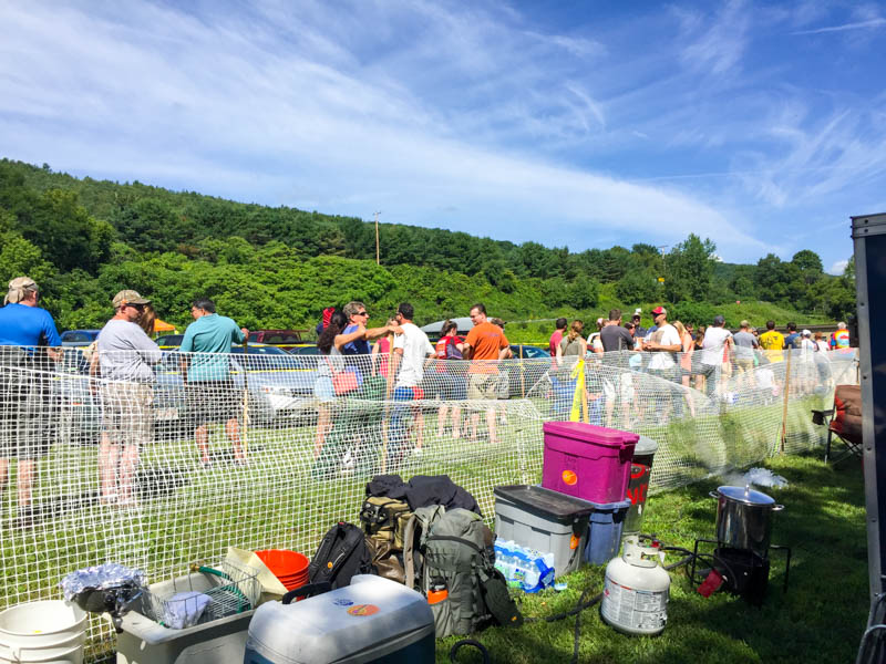 2015 Harpoon Championships of New England BBQ