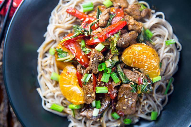 Tasty Thai Chili Pork Stir Fry