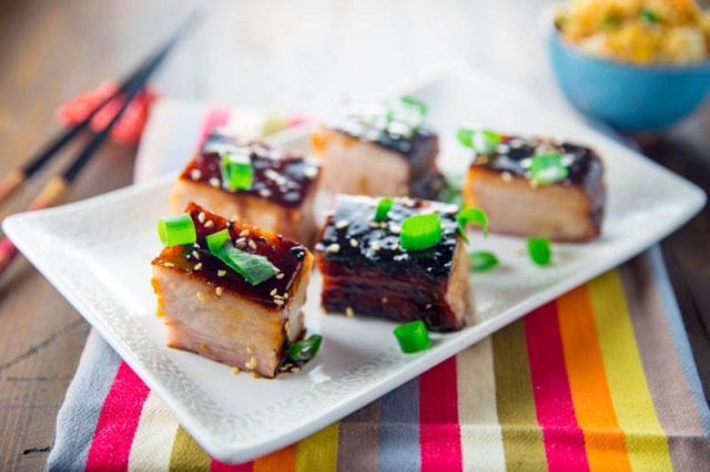 Smoked Kalua Pork Belly