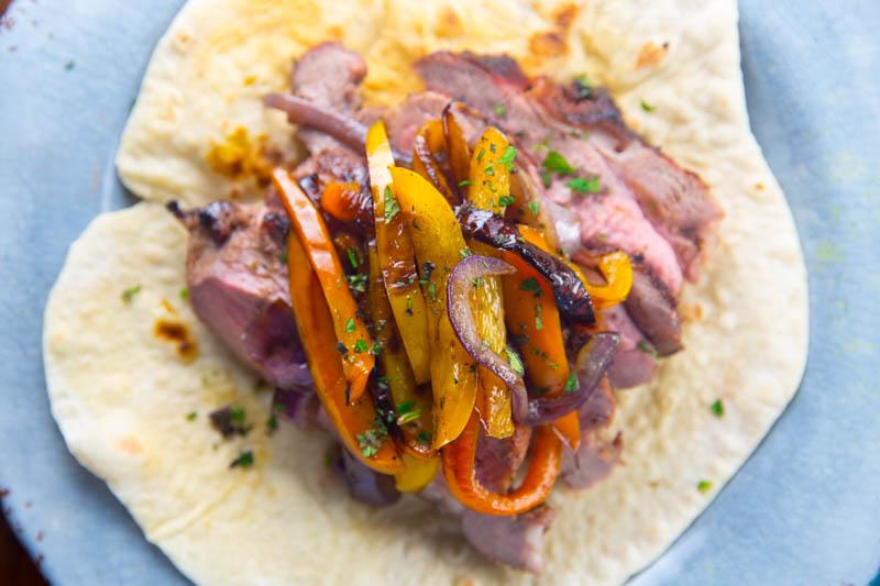 Kamado Lamb Shawarma