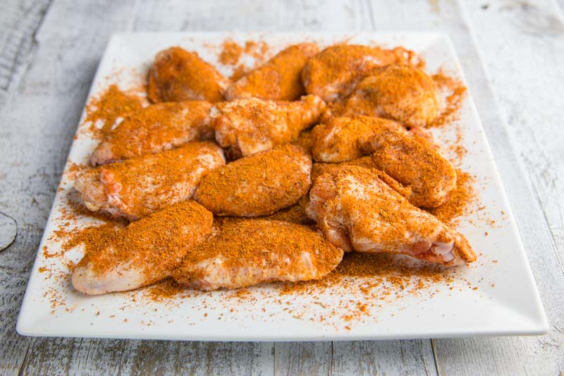 Vinegarize IT Hot Chicken Wings
