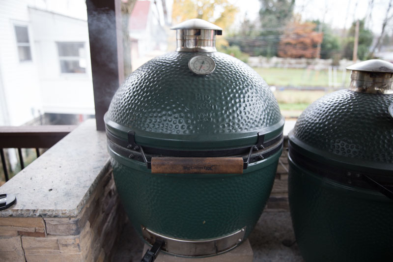 Big Green Egg Thanksgiving Turkey The Bbq Buddha