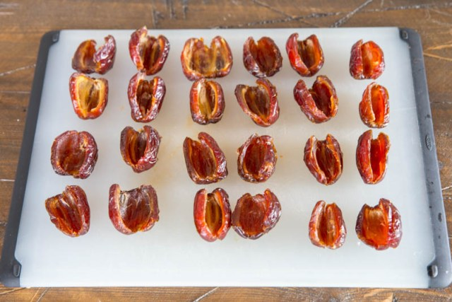 Bacon Wrapped Dates aka Buddha Bites