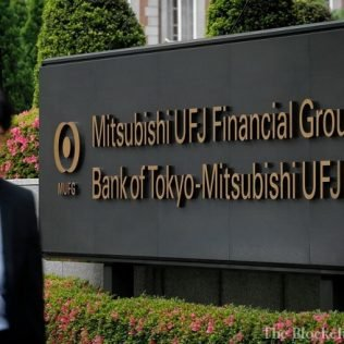 Mitsubishi UFJ Financial Group планирует протестировать свой собственный токен на 100 000 пользователях