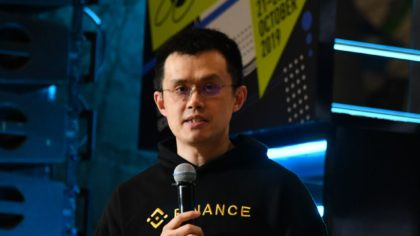 CEO Binance: Путин — самый влиятельный человек в блокчейн-индустрии