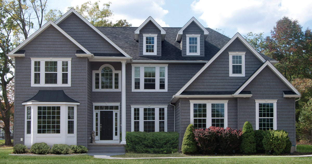 Reasons to Replace Windows, Entry Doors and Siding at the ... on Modern Vinyl Siding  id=76284