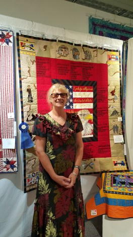Quilt maker - Theresa Murray
