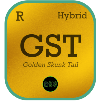 golden skunk tail