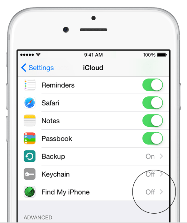 Find My iPhone – Turn this Feature On! – The Bearded Geek