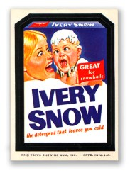 ivery-snow-wacky-pack