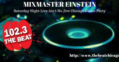 Mixmaster Einstein | Saturday Night Live Ain't No Jive Chicago Dance Party| 3/28/20