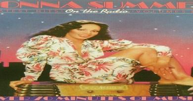 donna summer on the radio