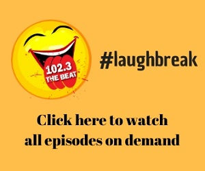 #laughbreak on The Beat Chicago