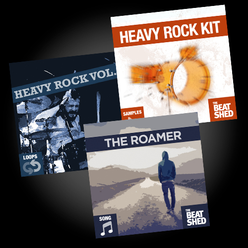 Heavy Rock Drums - Loop, Song & Sample Packs - The Beat Shed