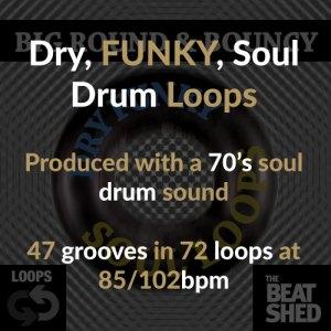 Soul Drum Loops