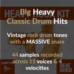 Heavy Rock Drum Samples