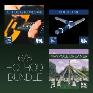 hotrod drum beats